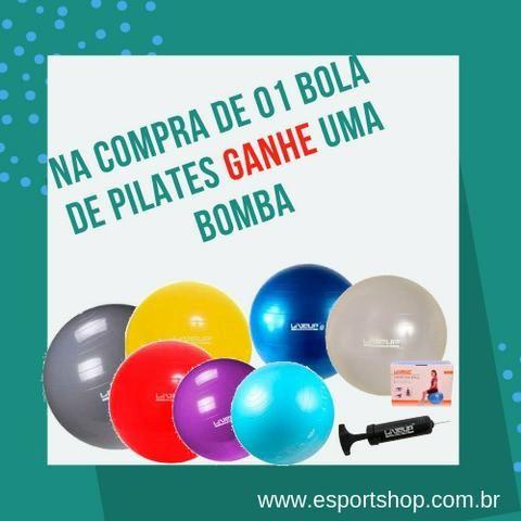 295a1bea3d Bola Suiça P  Pilates 55cm - Premium - Azul- Ref.  LS3222 55 PR   A - Liveup
