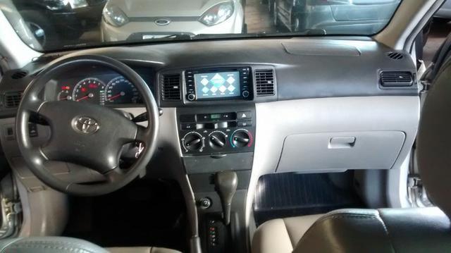 Toyota Corolla Fielder 1-8 Automático Couro Multimidia 2006 - Foto 18