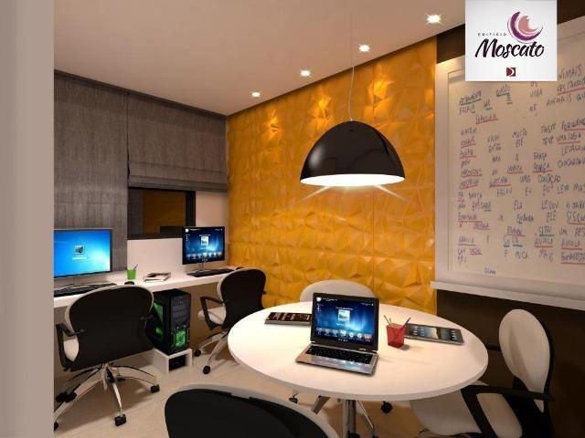Edifício Moscato na Ponta Verde, 02 quartos. Parcelamento em 100 meses! - Foto 3