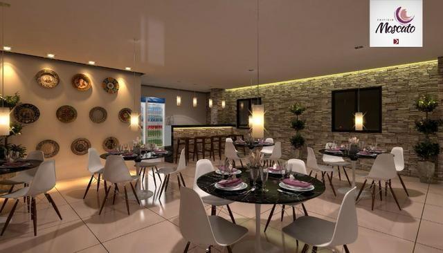 Edifício Moscato na Ponta Verde, 02 quartos. Parcelamento em 100 meses! - Foto 6