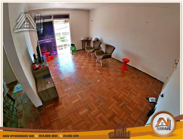 Vendo apartamento 3 quartos no bairro Benfica - Foto 2