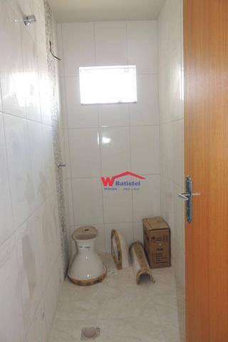 Casa com 3 dormitórios à venda, 52 m² por r$ 189.900 - rua do faisão, nº 154 - arruda - co - Foto 10