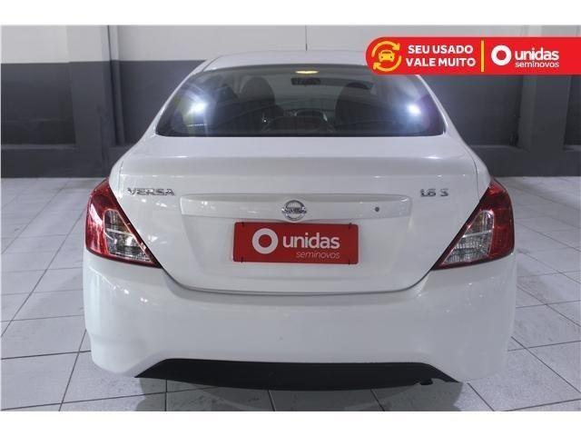 Nissan Versa S 1.6 flexstart 4p manual - Foto 6