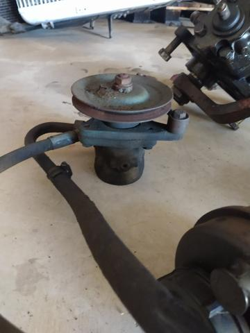Direção hidráulica MB 608 - Foto 5