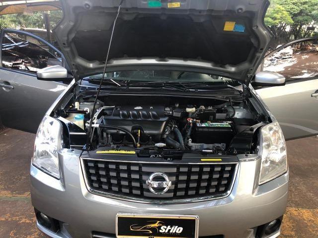 Nissan Sentra S 2008 automatico CVT - Foto 7
