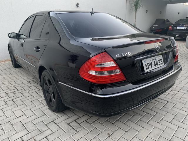 Mercedes E320 2005 impecável - Foto 3