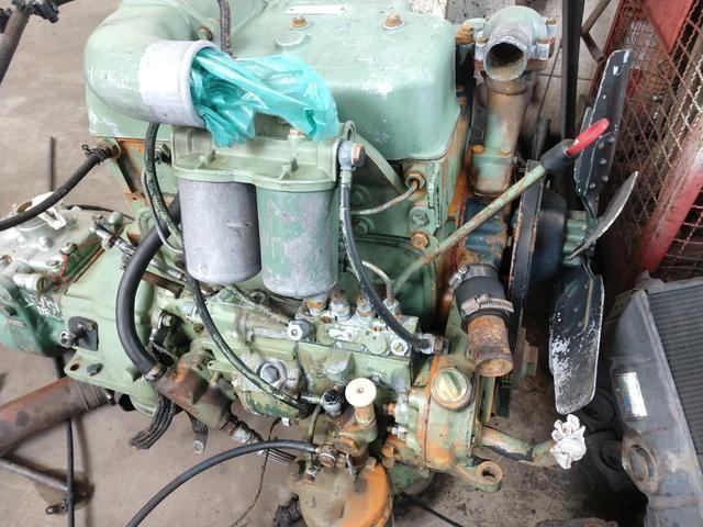 Motor om 314 para 608 . usado . a base de troca - Foto 2