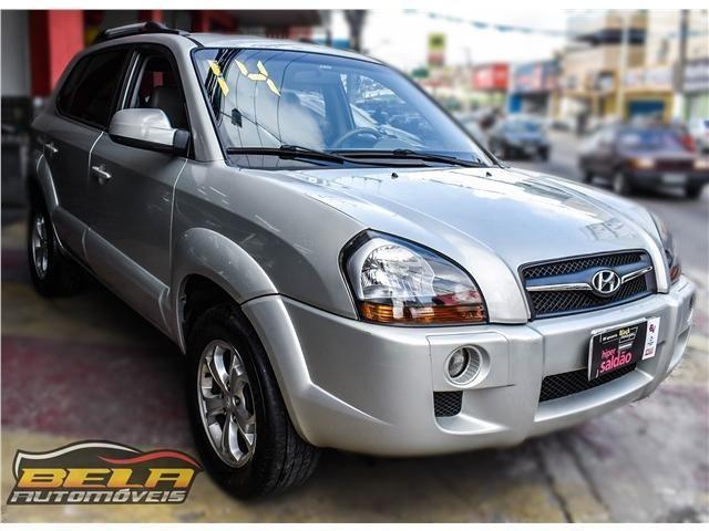 Hyundai Tucson 2.0 Mpfi Gls 143cv 2wd Flex 4p Aut Completo + 2019 Vist