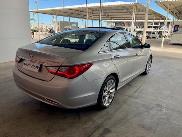 Hyundai Sonata Com Teto Solar Panorâmico,Confira! - Foto 2