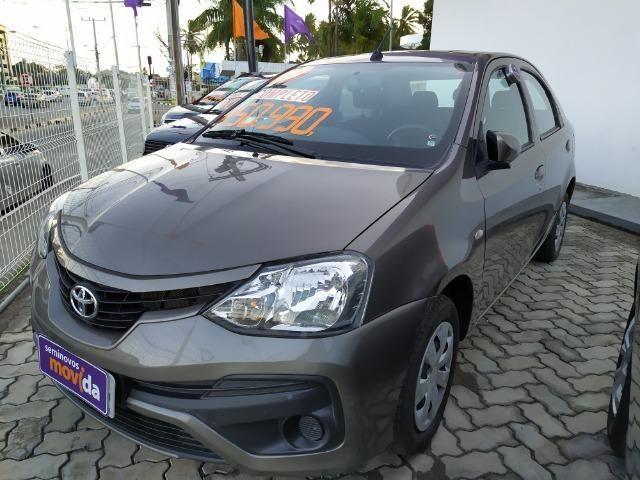 Etios X Sedan 1.5 Flex 16V 4p MEC. Super Oferta