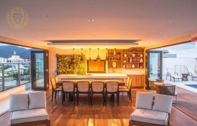 Apartamento Garden com 3 dormitórios à venda, 218 m² por R$ 1.180.000 - Campeche - Florian - Foto 4
