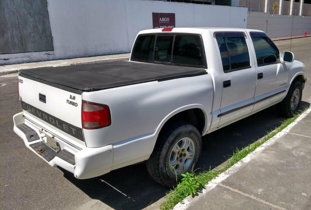 Vendo Caminhonete S10 4x2 Ano 2000