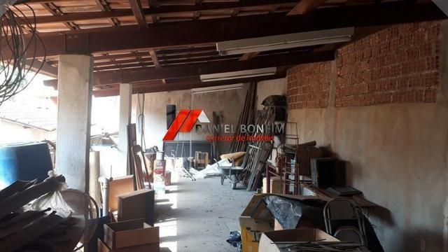 02 casas edificadas em lote de 360 m2 - no bairro N.S das Graças - Foto 12