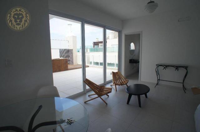 Cobertura residencial à venda, Rio Tavares, Florianópolis.