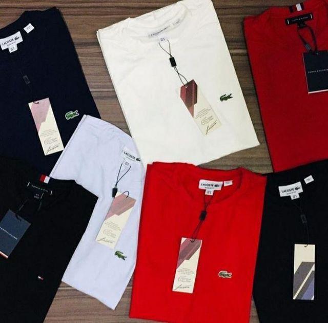 Camiseta importada ATACADO