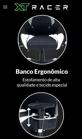 Cadeira ergonômica Xt racer - Foto 4