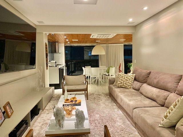 Apartamento Alto Padrão, 218m2. Na 1º quadra da praia.! - Foto 4