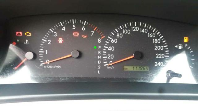 Corolla Brindado Completo automático 2005 valor 18.000 mil na troca considerado a tabela - Foto 6