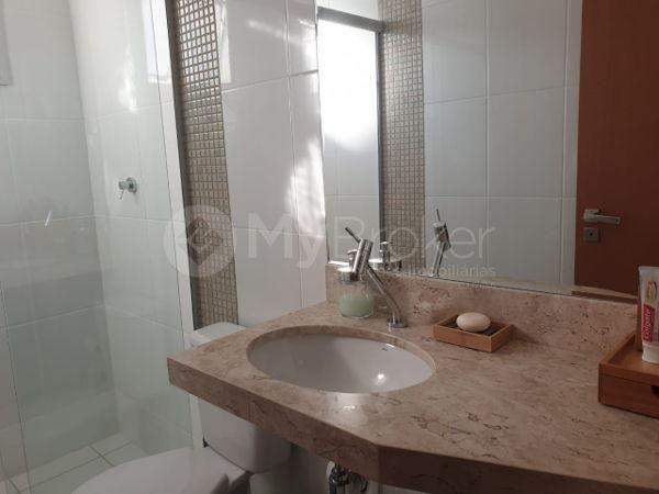 Apartamento com 3 quartos no Residencial Visage Oeste - Bairro Setor Oeste em Goiânia - Foto 13