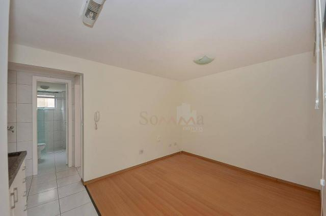 Apartamento com 1 dormitório à venda por R$ 189.000,00 - Água Verde - Curitiba/PR - Foto 2