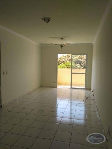 Apartamento residencial para locação, Nova Ribeirânia, Ribeirão Preto. - Foto 7