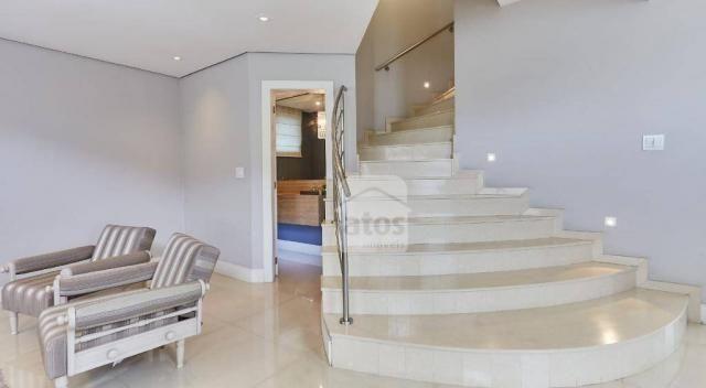 Casa em Condomínio Clube com 5 suítes à venda, 404 m² por R$ 2.390.000 - Pinheirinho - Cur - Foto 20
