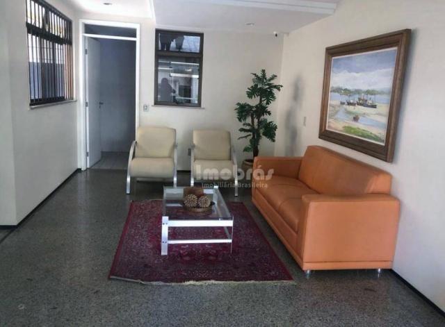 Condomíno Jotamim, Apartamento com 3 dormitórios à venda, 230 m² por R$ 790.000 - Meireles - Foto 12