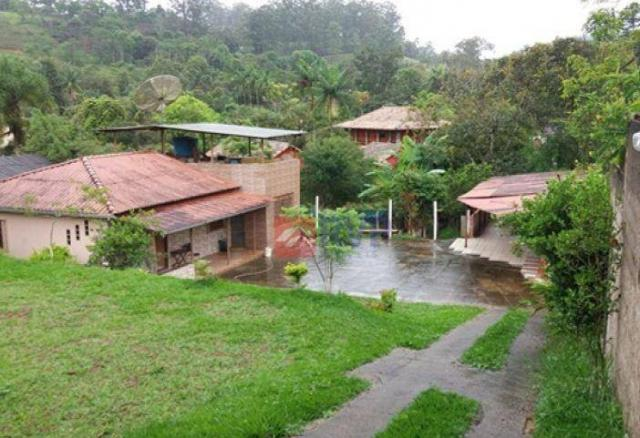 Chácara com 3 dormitórios à venda, 1170 m² por R$ 360.000,00 - Barreira do Triunfo - Juiz