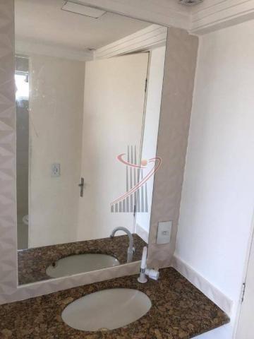 Apartamento com 1 dormitório para alugar, 48 m² por R$ 1.050,00/mês - Centro - Foz do Igua - Foto 8