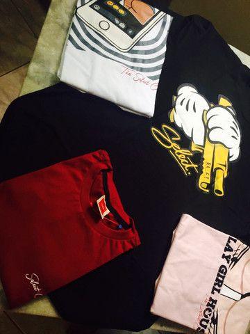 Camisetas Select - Foto 4