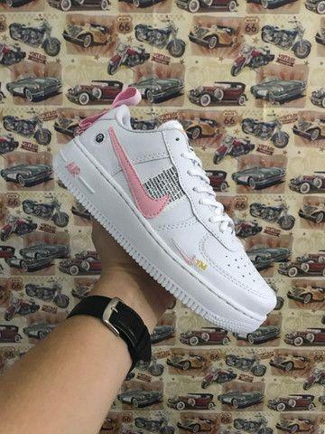Tênis Nike Branco - Diversos modelos - Foto 4