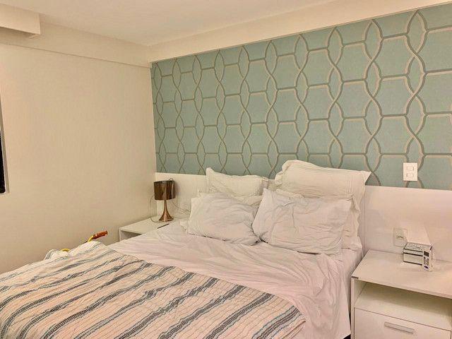 Apartamento Alto Padrão, 218m2. Na 1º quadra da praia.! - Foto 15