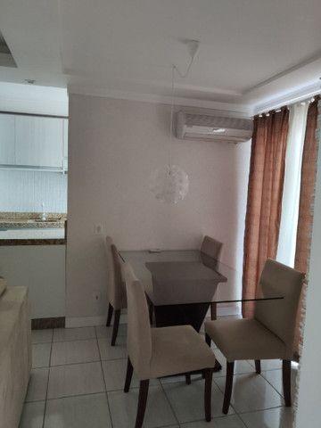 Oportunidade: Apartamento mobiliado em Brusque apenas 145mil - Foto 3