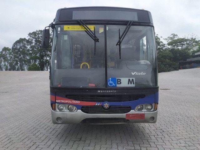 Onibus Marcopolo Vialle Ano 2008 - Foto 2