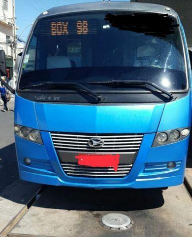 Vende-se micro-ônibus Volare W9 ano 2010 modelo 2011 - Foto 2