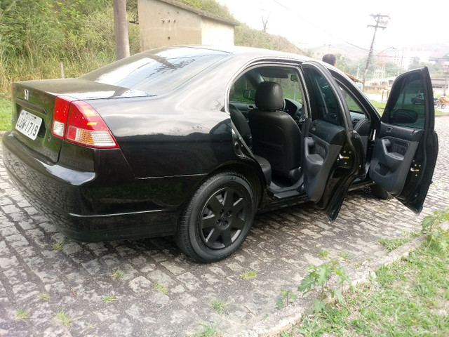 Honda Civic LXL 1.7 automático - Foto 14