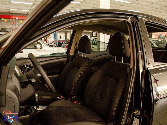 Nissan Versa 2018 1.6 16v flex sv 4p xtronic - Foto 8