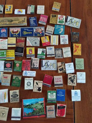 Oportunidade Coleção caixas de fósforo - Foto 3