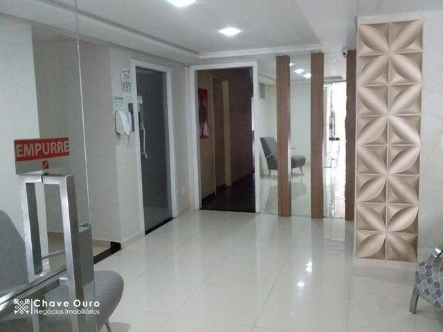 Apartamento com 2 dormitórios para alugar, 95 m² por R$ 1.100,00/mês - Centro - Cascavel/P