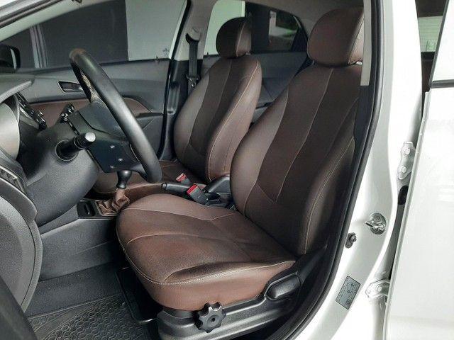 Hyundai HB20 Unique 1.0 12v Flex 2019 Extra!!! - Foto 10