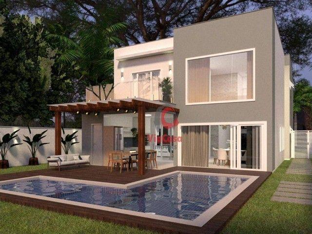 Casa com 4 Quartos Sendo 3 Suítes à venda, 220 m² por R$ 890.000 - Extensão do Bosque - Ri - Foto 20
