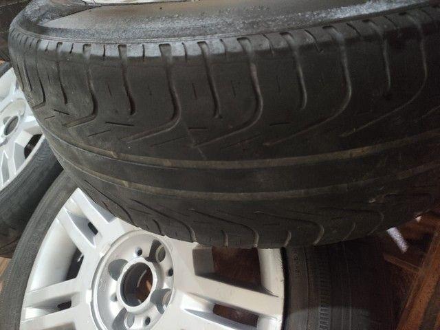 5 Rodas aro 16 com pneu  - Foto 2