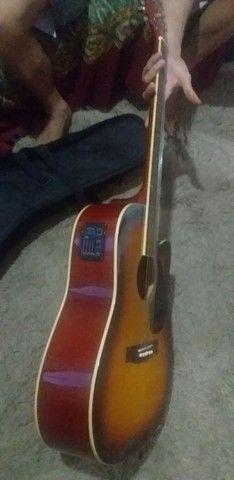 Vende-se violão antigo desde 1900 - Foto 4