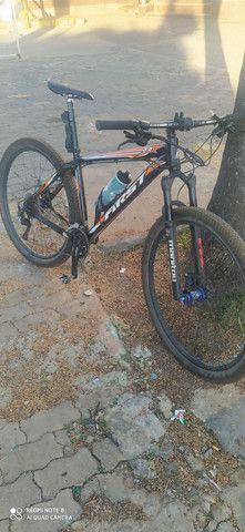 Bike aro 29 top de linha quadro Tam 18 - Foto 4