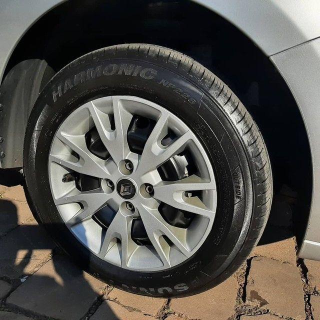 Renault Logan Life 1.0 12v 2020! R$52.500,00 à vista! - Foto 9