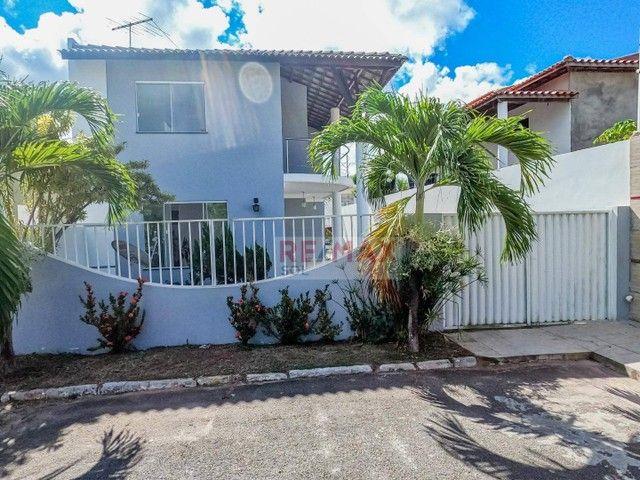 Casa cond. Aquaville com 4 quartos sendo 2 suítes, 180 m² por R$ 460.000 - Arembepe - Cama - Foto 8