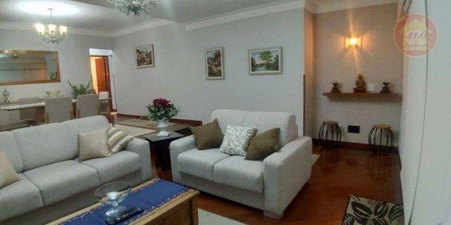 Apartamento com 3 dormitórios à venda, 155 m² por R$ 950.000,00 - Gonzaga - Santos/SP - Foto 4