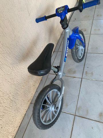 Bicicleta infantil para equilíbrio sem pedal  - Foto 2