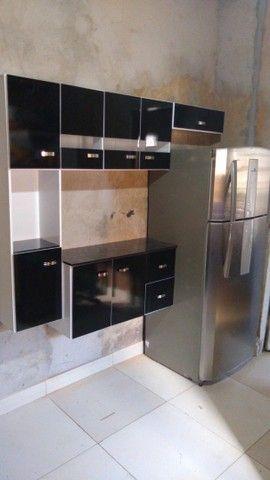 Armário de cozinha Júlia armário de cozinha Júlia na real móveis promoção entrego
