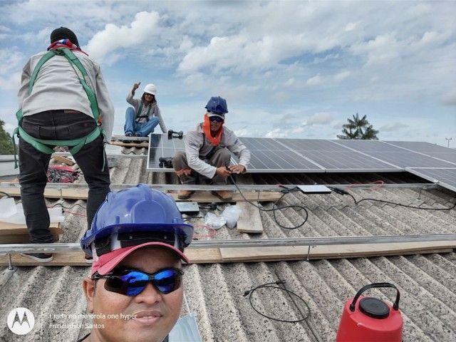 Ita Solar. Você que quer economizar até 95% na sua fatura de energia. - Foto 3